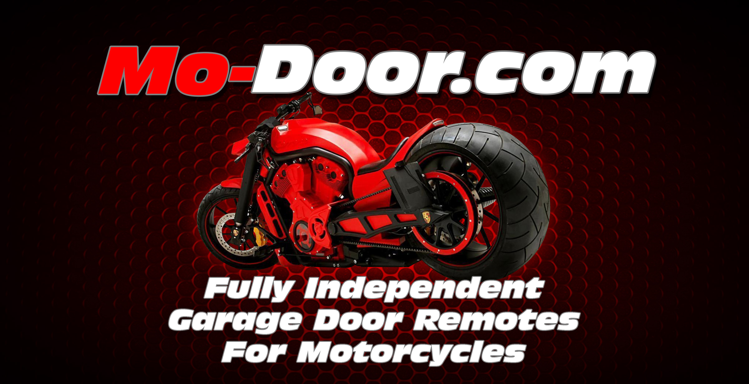 Mo Door Motorcycle Garage Door Remotes